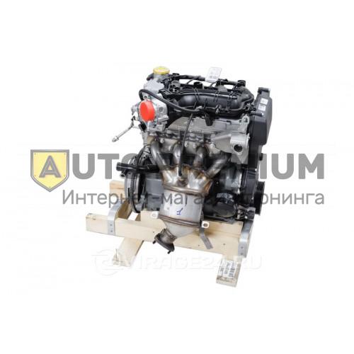 Двигатель ВАЗ 21126-100026070 в сборе Приора (троссовое сцепление)